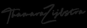 Thamara Zijlstra Handtekening